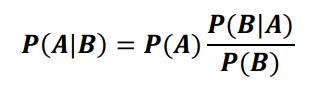基于概率论的分类方法:朴素贝叶斯-简生笔记
