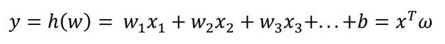 线性回归算法-简生笔记